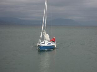 Unser erstes Schiff: Eine Surprise namens «Münggu»